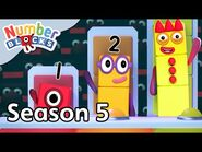 @Numberblocks - Full Episodes - S5 EP4- What's My Number?