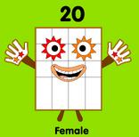 My new 20