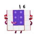 My Numberblock 16