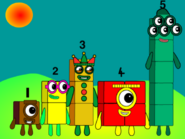 The Adventures of the Numberblocks (2002)
