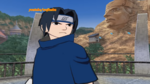 Sasuke encounters an opponent.png