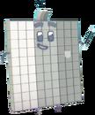 Numberblocks Vector - Ninety (Nine Tens)
