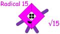 Radical 15
