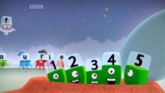 Numberblocks in Alphablocks