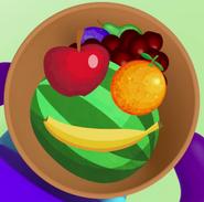 Seven's Fruit Face