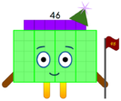 46, the mountain climber