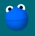 Dark Blue numberblob