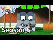 @Numberblocks - Full Episodes - S5 EP18- Club Picnic