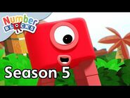 @Numberblocks - Full Episodes - S5 EP5- One Times Table