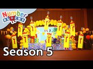 @Numberblocks - Full Episodes - S5 EP19- Too Many Threes