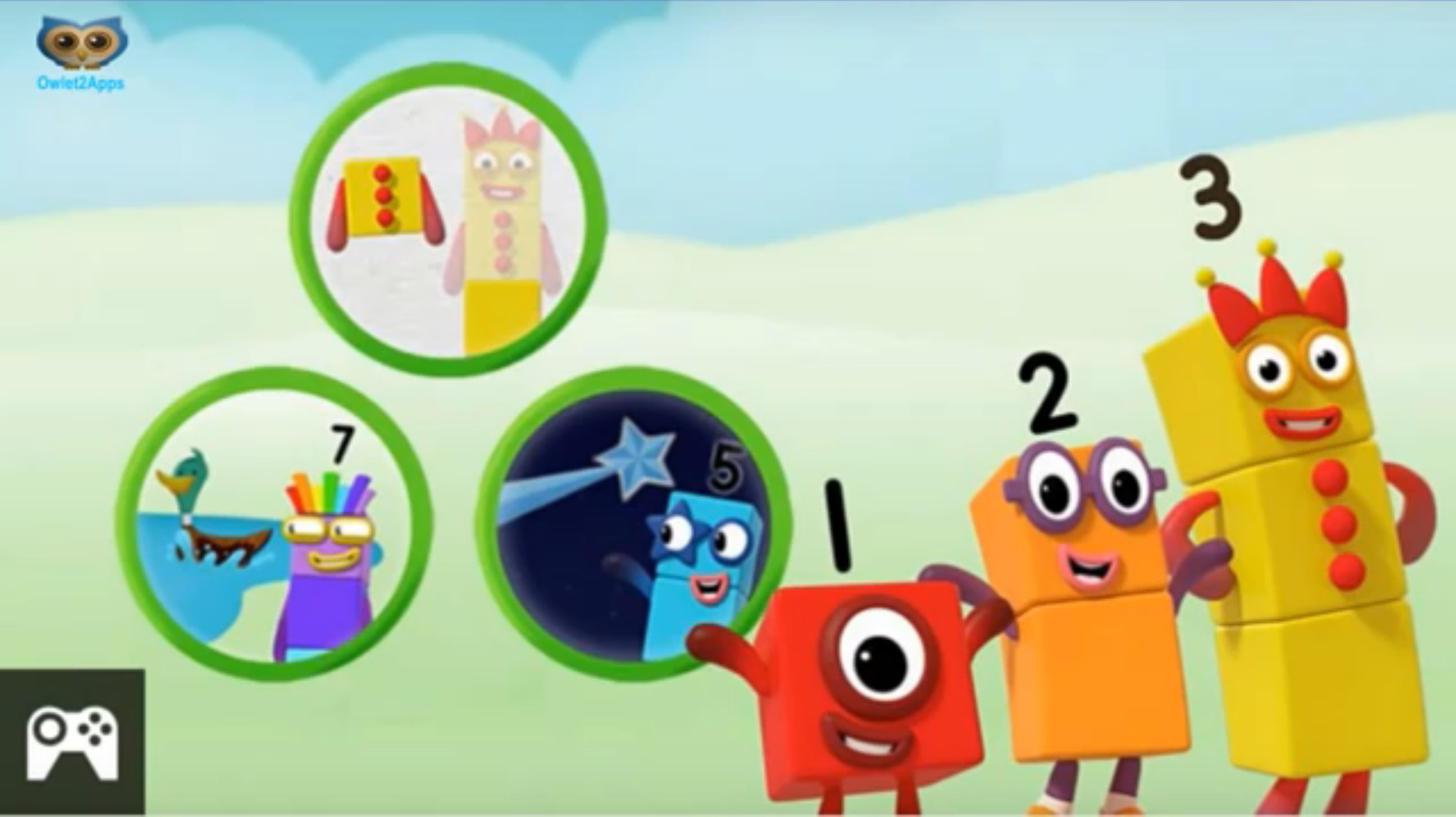 Numberblocks Make & Play
