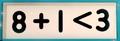 False Equation