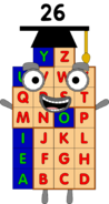 Numberblock 26