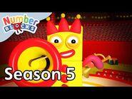 @Numberblocks - Full Episodes - S5 EP17- Circus of Threes