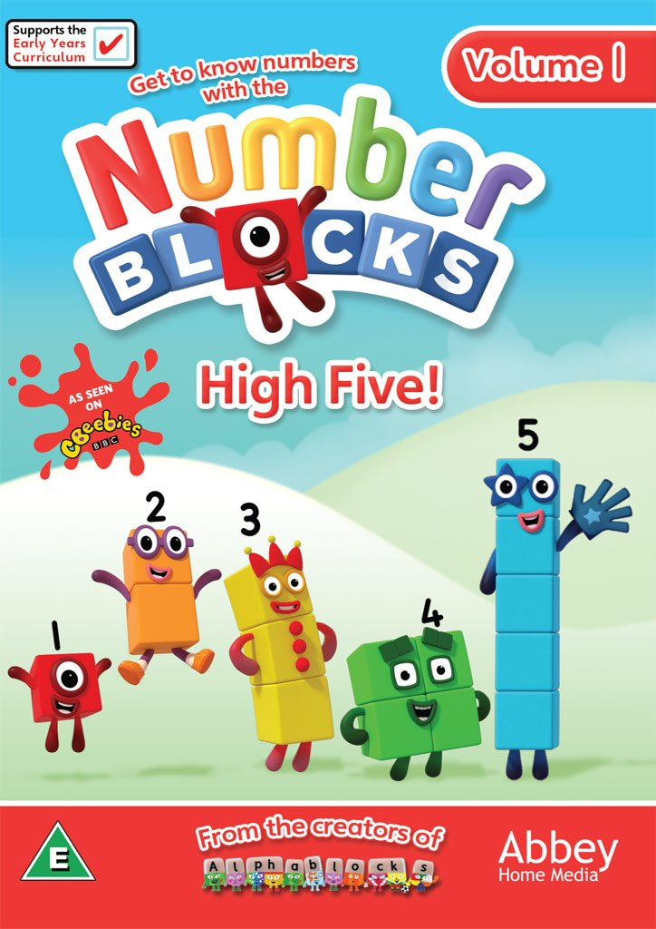 Numberblocks Series 1