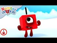 @Numberblocks Made of Ones Club - Numbers Are Everywhere - Educational - Learn to Count