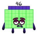 Numberblock 46