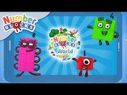 @Numberblocks - Numberblocks World App Trailer!