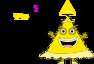 Triangle Shape Block