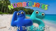 NUMBERJACKS 4 On The Shore Audio Story