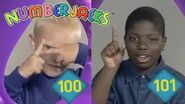 NUMBERJACKS Agents 100 and 101 Missions