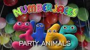 NUMBERJACKS Party Animals Audio Story