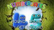 NUMBERJACKS Round, Round, I Get Around Audio Story