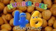 NUMBERJACKS Potato Plot Audio Story