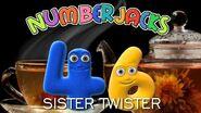 NUMBERJACKS Sister Twister Audio Story