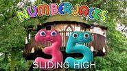 NUMBERJACKS Sliding High Audio Story