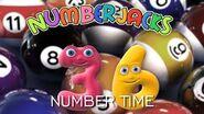 NUMBERJACKS Number Time Audio Story