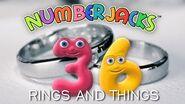 NUMBERJACKS Rings & Things Audio Story
