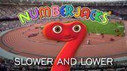 NUMBERJACKS Slower & Lower Audio Story
