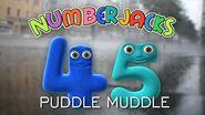 NUMBERJACKS Puddle Muddle Audio Story
