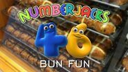NUMBERJACKS Bun Fun Audio Story