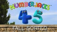 NUMBERJACKS Fall Sorted Audio Story