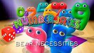 NUMBERJACKS Bear Necessities Audio Story