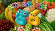 NUMBERJACKS Five A Day Audio Story