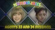 Number 33 and 34 Missions NUMBERJACKS