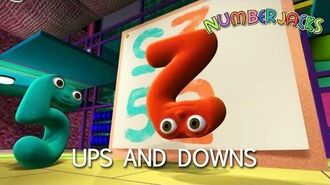 NUMBERJACKS_-_Ups_And_Downs_-_S2E1
