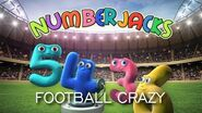 NUMBERJACKS Football Crazy Audio Story