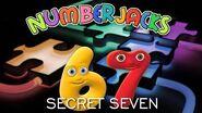 NUMBERJACKS Secret Seven Audio Story