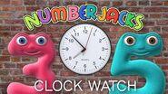 NUMBERJACKS Clock Watch Audio Story
