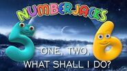 NUMBERJACKS One Two, What Shall I Do Audio Story