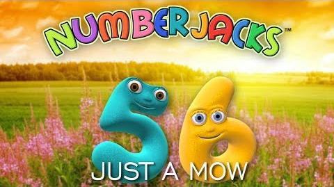 NUMBERJACKS Just A Mow Audio Story