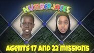Agents 17 and 22 Missions NUMBERJACKS