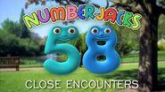 NUMBERJACKS Close Encounters Audio Story