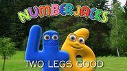 NUMBERJACKS Two Legs Good Audio Story