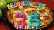 NUMBERJACKS Try My Pie Audio Story