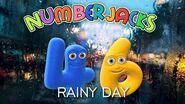 NUMBERJACKS Rainy Day Audio Story
